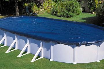 Cuidados piscinas en invierno for Piscinas circulares desmontables