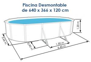 Comprar piscina piscina prefabricada construir una piscina for Piscina toi rectangular