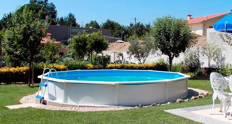 Comprar piscina piscina prefabricada construir una piscina for Piscinas desmontables gre