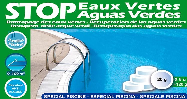 Tratamiento agua piscina tratamiento piscinas desmontables for Recuperar agua piscina verde