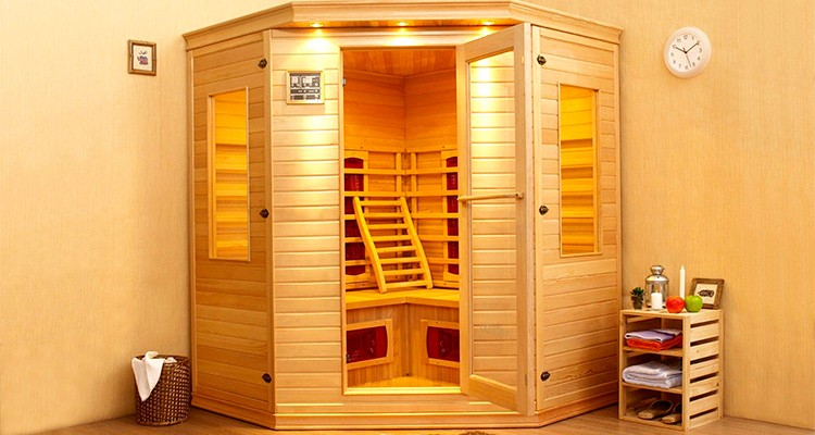 Como construir una sauna cool construo de sauna seca with - Como hacer una sauna ...