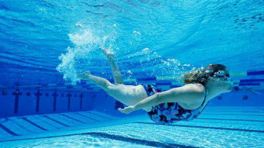 Natacion para embarazadas piscinas desmontables for Piscina para embarazadas
