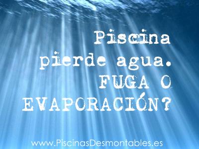C mo reparar liner fugas y pinchazos piscinas desmontables for Piscina que pierde agua
