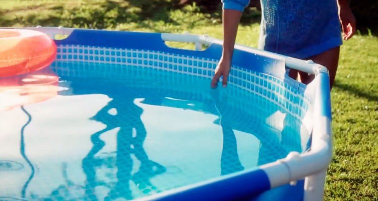 Blog piscinas desmontables for Piscinas intex precios
