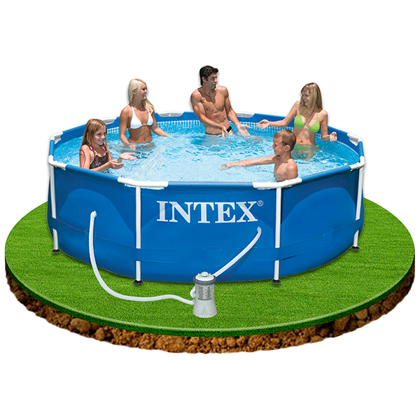 Intex Serie Metal Frame