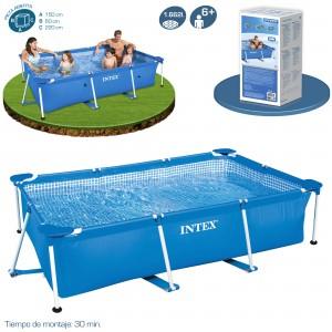C mo comprar piscinas desmontables de segunda mano for Alcampo piscinas desmontables 2016