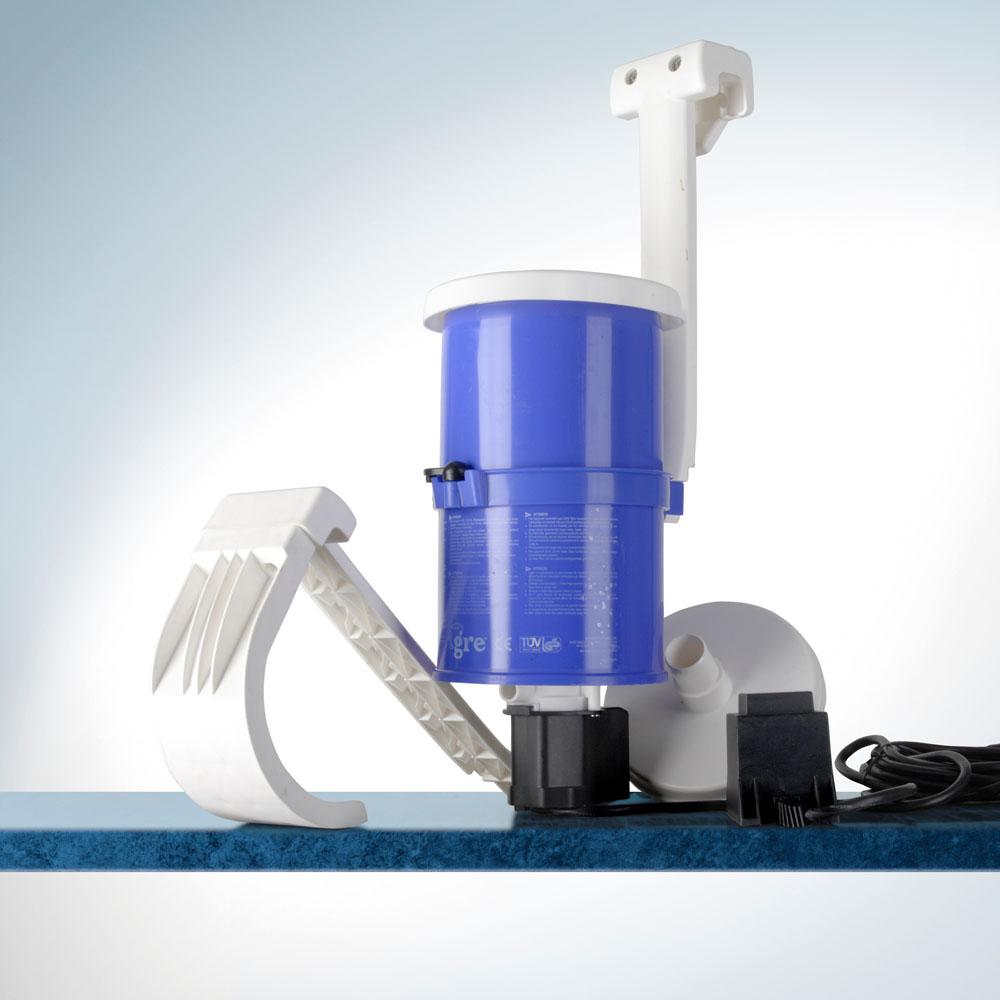 Filtro cartucho ar121e y ar124 gre piscinas desmontables for Filtro para piscina intex