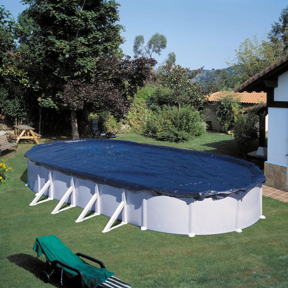 Cubiertas de piscinas gre piscinas desmontables for Piscinas redondas desmontables