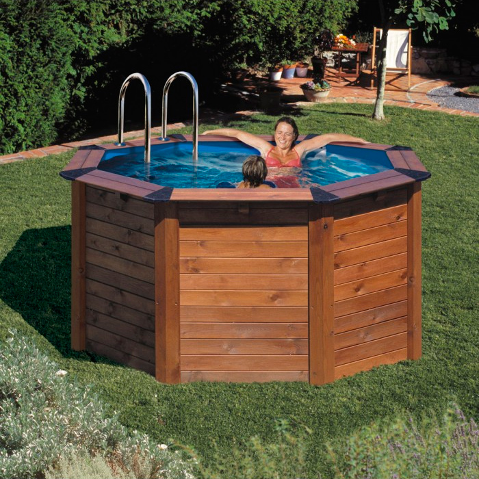 Piscina gre 280x120 serie island kitnp242a piscinas for Piscinas intex carrefour