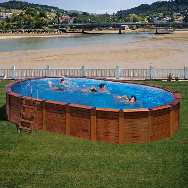piscina gre 750x425x132 serie hawaii kitnpov731 piscinas