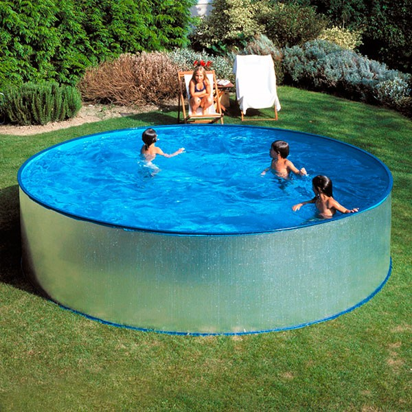 Piscina gre 350x90 serie tenerife kitwpr350e piscinas for Piscines demontables