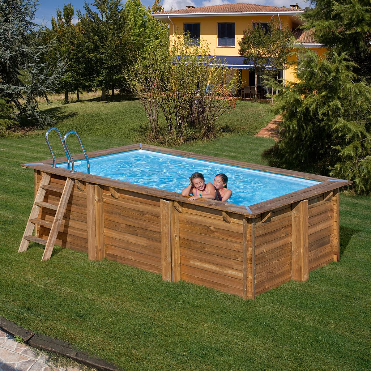 Piscina gre sunbay marbella 400x250x119 piscinas - Piscinas intex espana ...