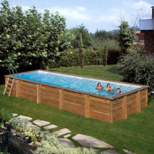 Liners liner para piscinas liners piscinas for Piscina fuori terra 400x200x100