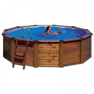 Outlet Piscinas de madera
