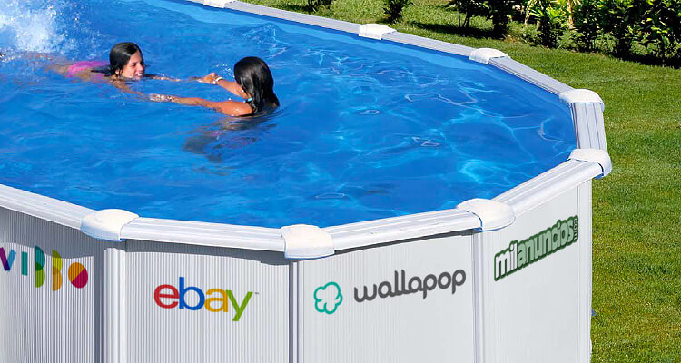 C mo comprar piscinas desmontables de segunda mano - Precios de piscinas desmontables ...