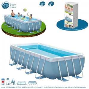 outlet piscinas tubulares piscinas desmontables