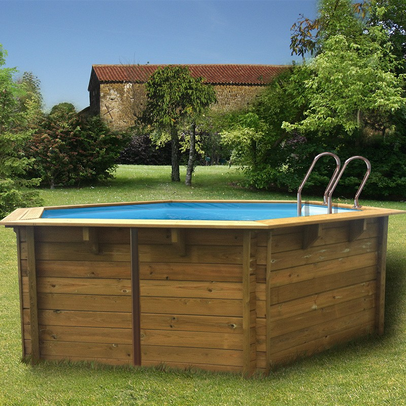 Outlet piscinas de madera piscinas desmontables for Piscine sunbay grenade