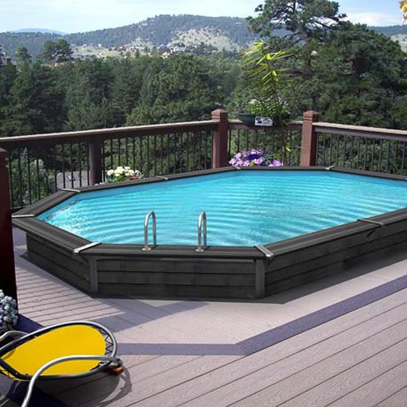 Piscina gre avantgarde 804x386x124 kpcov80 piscinas for Piscinas familiares desmontables