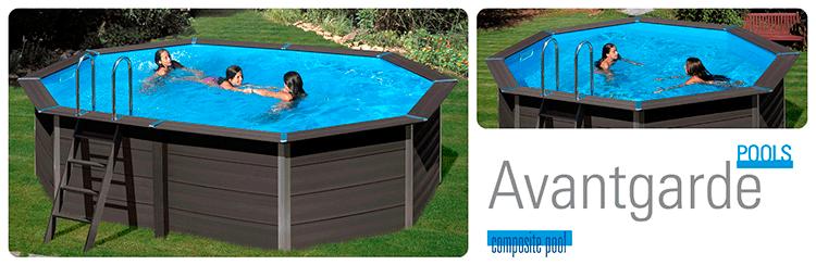 Piscinas de madera baratas deck piscina with piscinas de for Piscinas para perros baratas